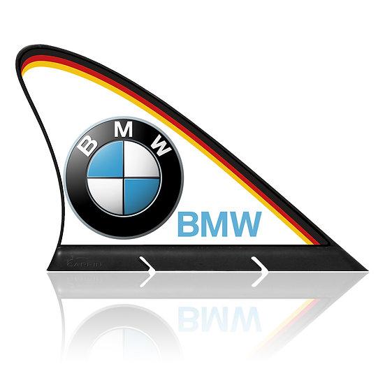 BMW CARFIN, Magnetic Car Flag &  Car Sign.
