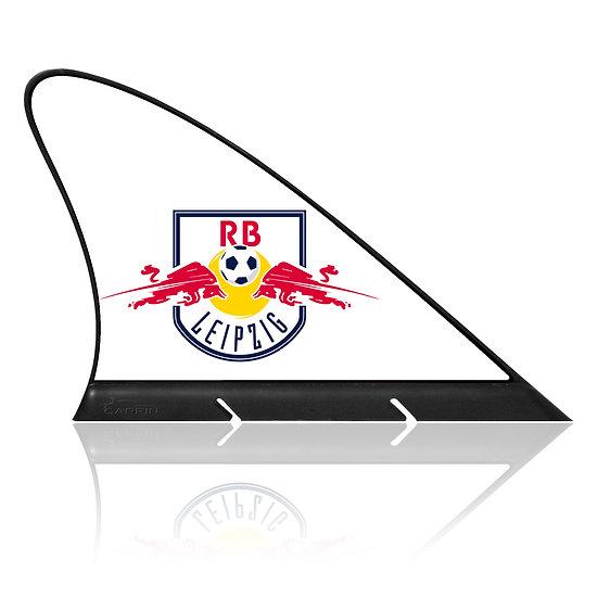 RB Leipzig CARFIN, Magnetic Car Flag  & Car Sign.