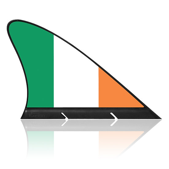 Ireland CARFIN, Magnetic Car Flag & Car Sign.