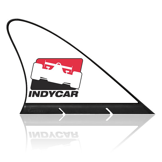 IndyCar CARFIN, Magnetic Car Flag  & Car Sign.