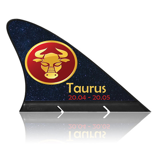 Taurus CARFIN, Magnetic Car Flag & Car Sign.