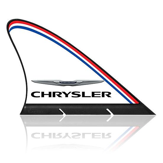 Chrysler CARFIN, Magnetic Car Flag &  Car Sign.
