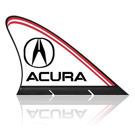Acura CARFIN, Magnetic Car Flag  & Car Sign.