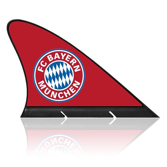 Bayer München CARFIN, Magnetic Car Flag  & Car Sign.