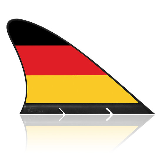 Germany CARFIN, Magnetic Car Flag & Car Sign.