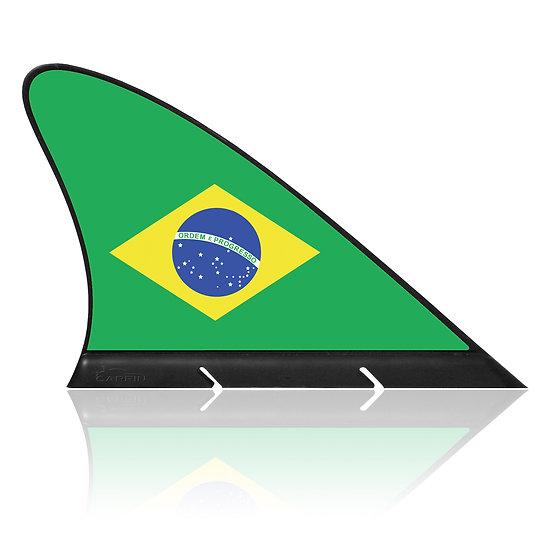 Brasil CARFIN, Magnetic Car Flag & Car Sign.