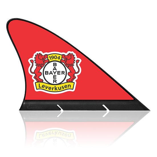 Bayer Leverkusen 04 CARFIN, Magnetic Car Flag  & Car Sign.