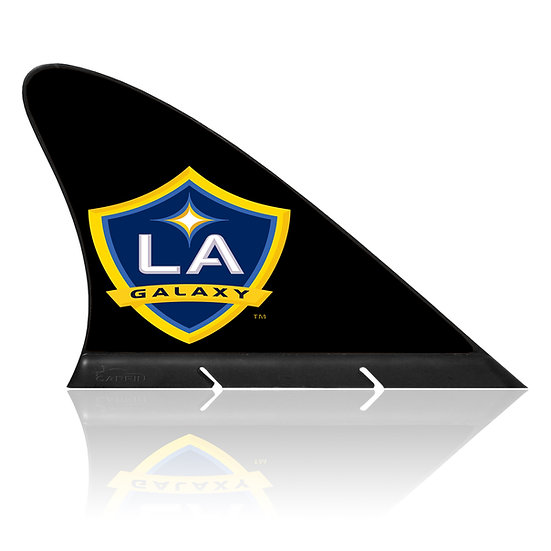 LA Galaxy CARFIN, Magnetic Car Flag  & Car Sign.