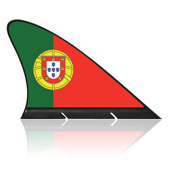 Portugal CARFIN, Magnetic Car Flag & Car Sign.