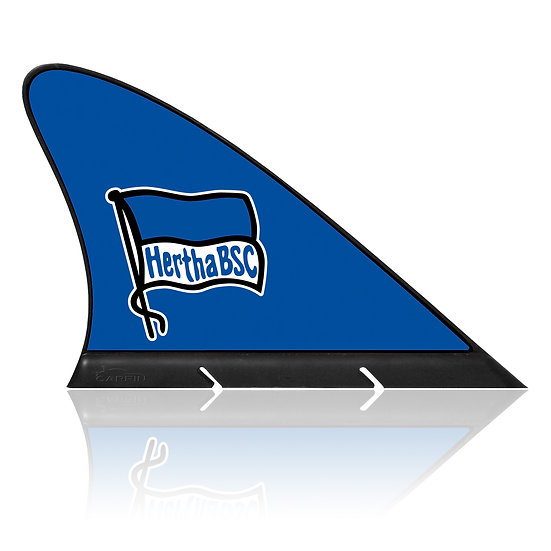 Hertha BSC CARFIN, Magnetic Car Flag  &  Car Sign.