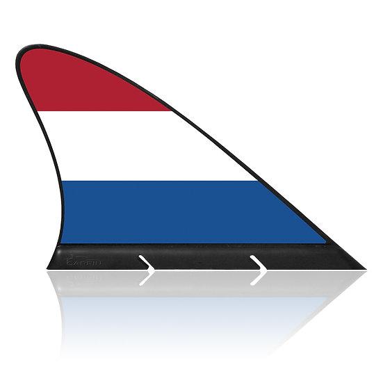 Holland CARFIN, Magnetic Car Flag & Car Sign.