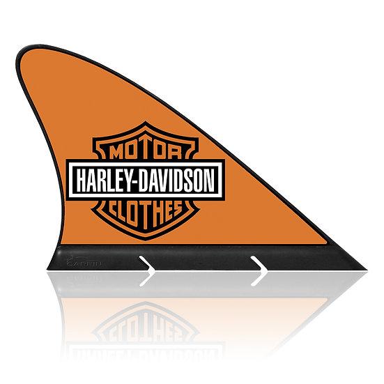 Harley Davidson  CARFIN, Magnetic Car Flag  & Car Sign.