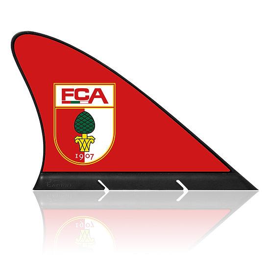 FC Augsburg CARFIN, Magnetic Car Flag  & Car Sign.