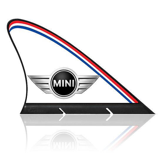 Mini  CARFIN, Magnetic Car Flag &  Car Sign.