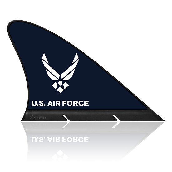 Air Force CARFIN, Magnetic Car Flag  & Car Sign.