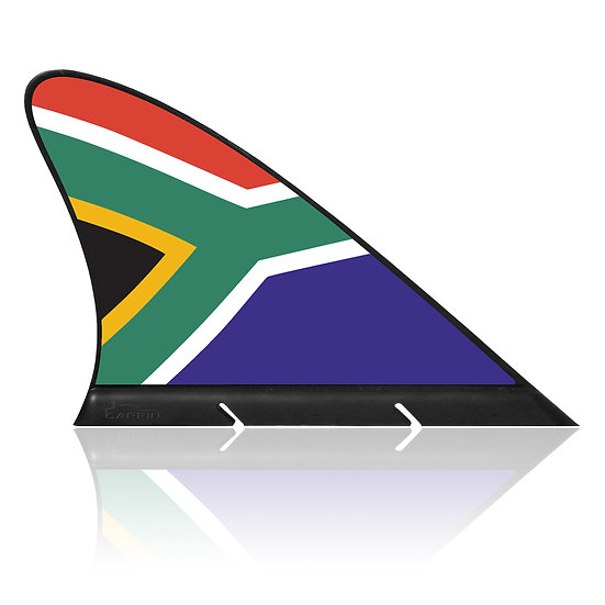 South Africa CARFIN, Magnetic Car Flag & Car Sign.