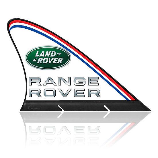 Rang Rover CARFIN, Magnetic Car Flag &  Car Sign.