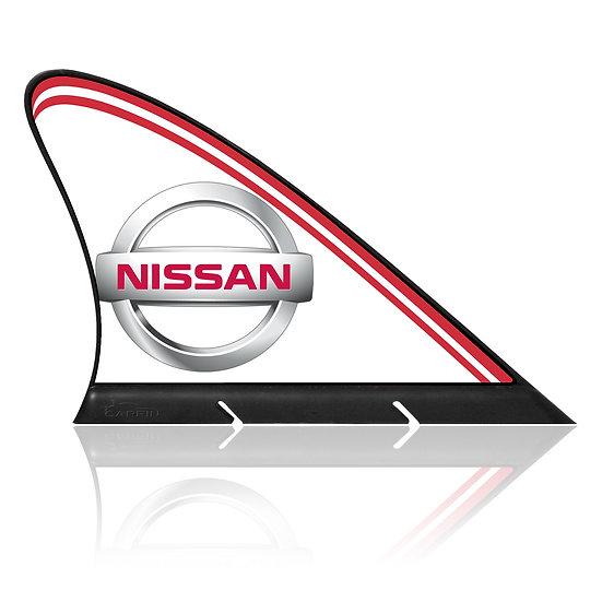 Nissan CARFIN, Magnetic Car Flag &  Car Sign.