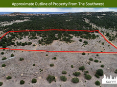 Approximate Outline of Property From The Southwest.jpeg