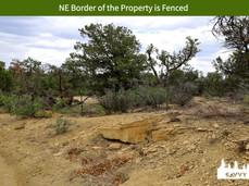 NE Border of the Property is Fenced.jpeg