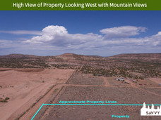 High View of Property Looking West with Mountain Views.jpeg