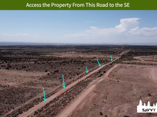 Access the Property From This Road to the SE.jpeg