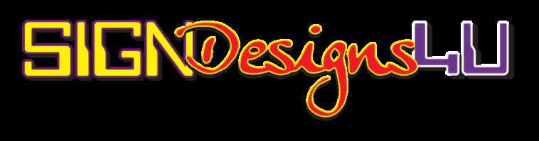 signdesigns4u logo