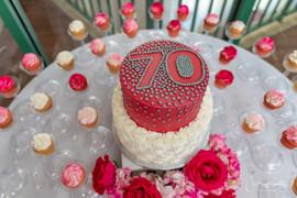 Mileston-Birthday-Cake