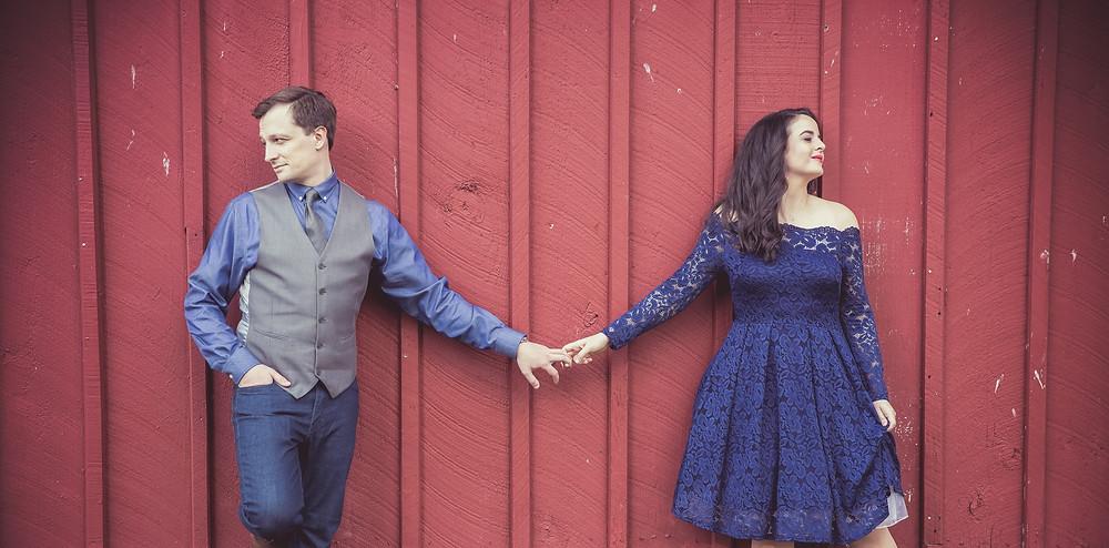 Engagement Photo - Ellicott City Maryland