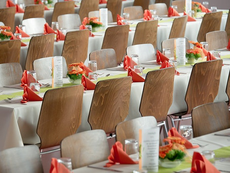 Fall Weddings and Events
