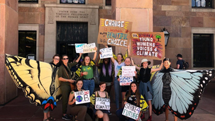 Young Women's Voices for Climate