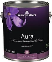 Benjamin Moore Aura Paint