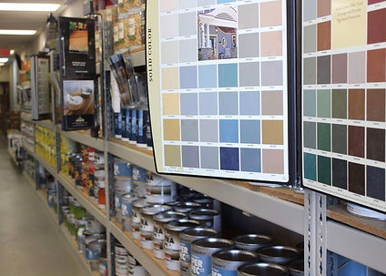 Strothkamp's Paint Center specialies in external paints, interior paints, wood stains, wallpaper, finding paint colors, paint samples, and power washer rentals.