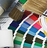 1000s exterior and interior paint colors and samples; Strothkamp's Paint Center can help you select.