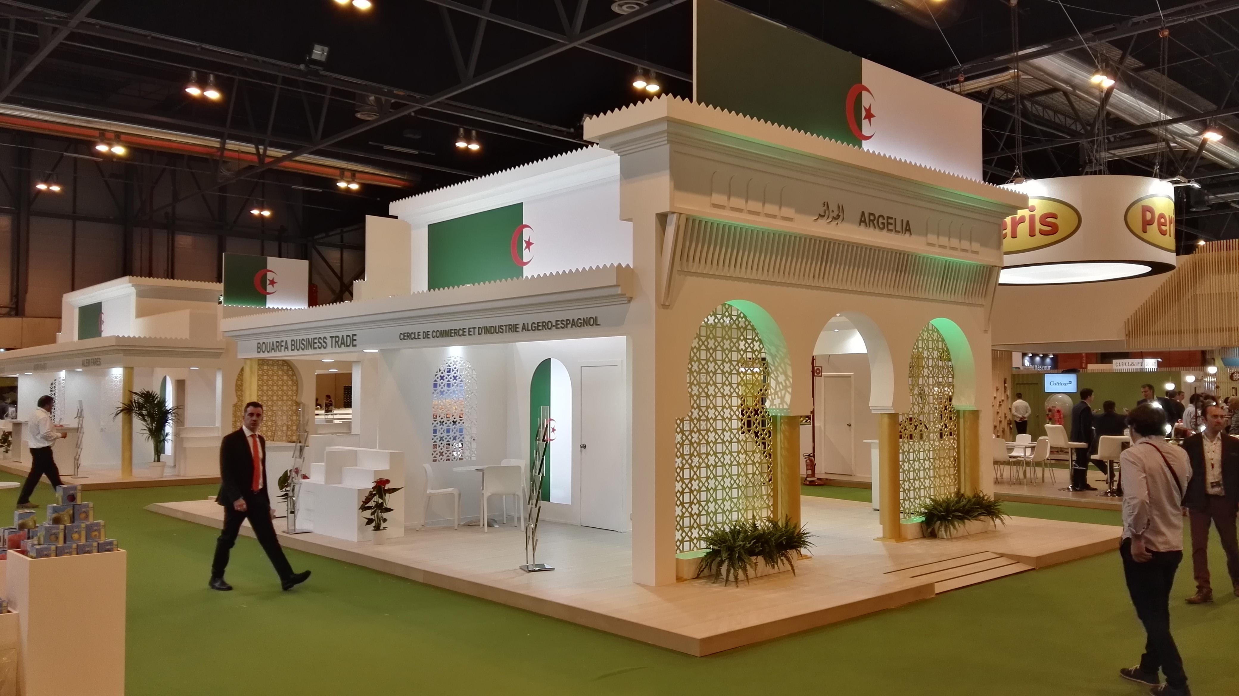 Stand-Diseño-Argelia-Di&P-IFEMA