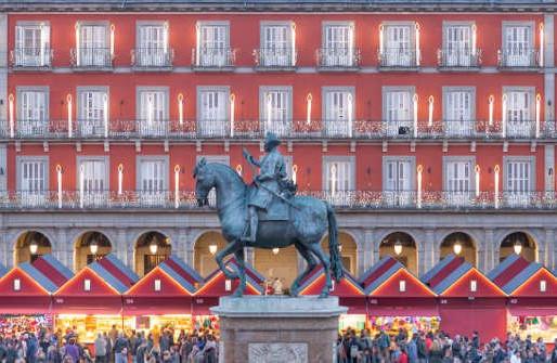 Los mejores mercados navideños de España