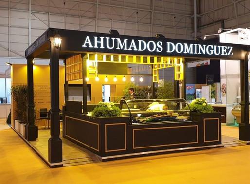 El mejor sabor del mar en tu paladar: Stand de Ahumados Domínguez