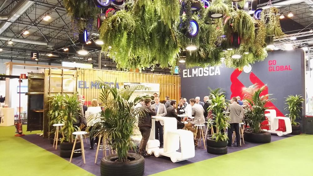 El Mosca, Feria Fruitattraction