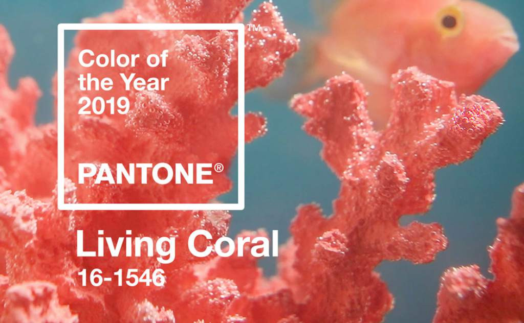 Pantone, the color of 2019