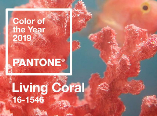 Pantone, el color del 2019