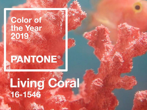 Pantone, el color del 2019