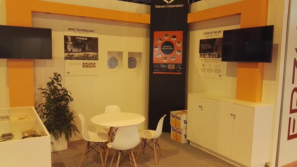 Diseño-Stand-Televes-IFEMA-Di&P