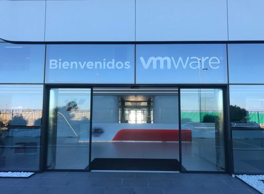 Le dimos la Bienvenida a una nueva forma de trabajo junto a VMware 2018