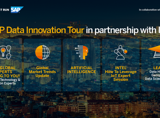 Data Innovation Tour