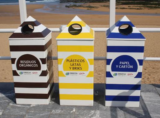Evento Sostenible: Minimizar y reciclar los residuos