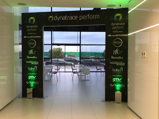 Las últimas tendencias en software presentes en el Dynatrace Perfom Madrid 2018
