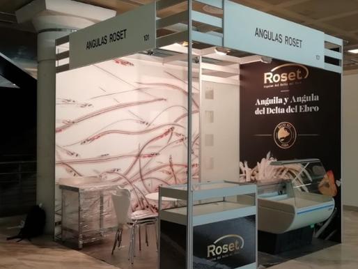 Delicias de mar: Stand Roset para Madrid Fusión