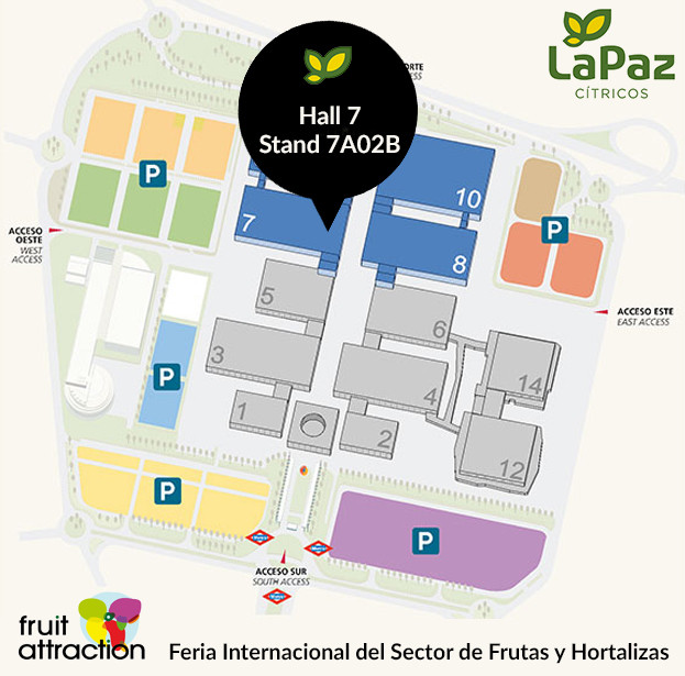 Feria Fruit Attraction