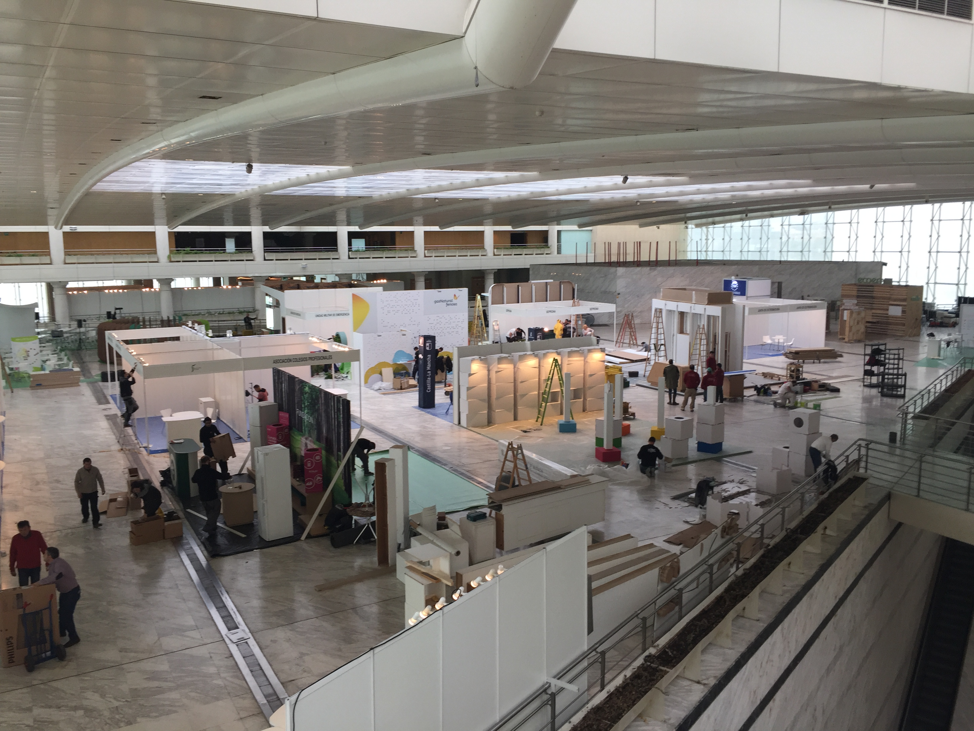 Coordinación-Exposición-CONAMA-Di&P
