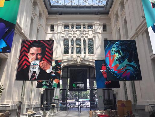 Cibeles Cine y una exposición Flore Maquin